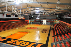 Gyms for Building a basketball gym